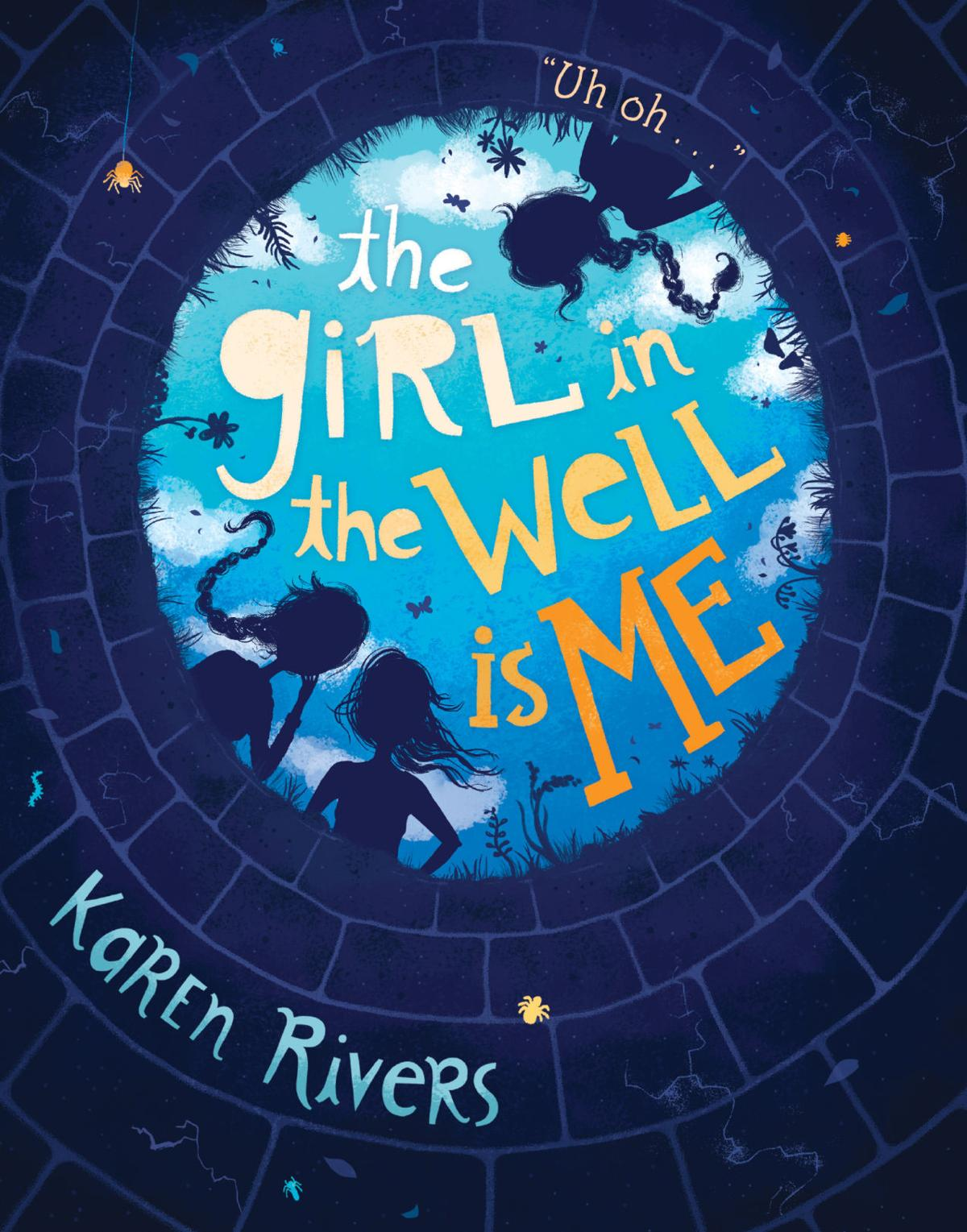 """The Girl in the Well is Me"""