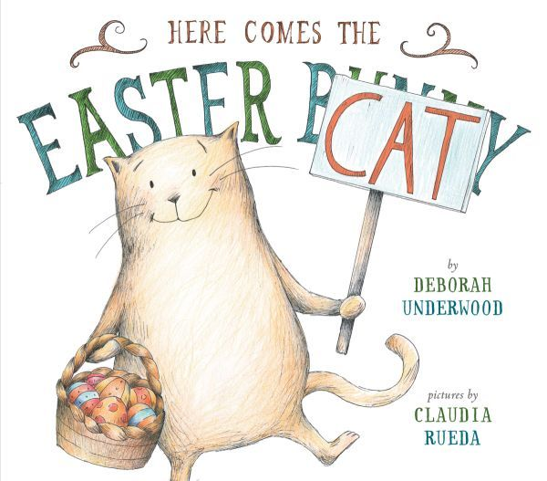 """Here Comes the Easter Cat"""
