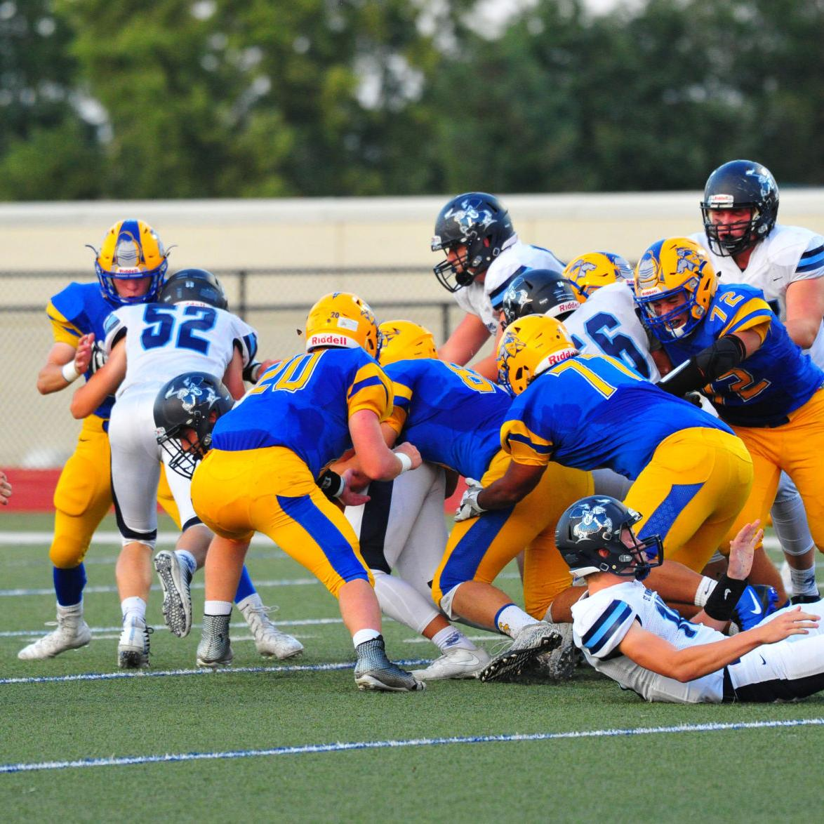 Week 4 Football — St. Dominic at Borgia