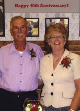 Schmidt 40th Wedding Anniversary