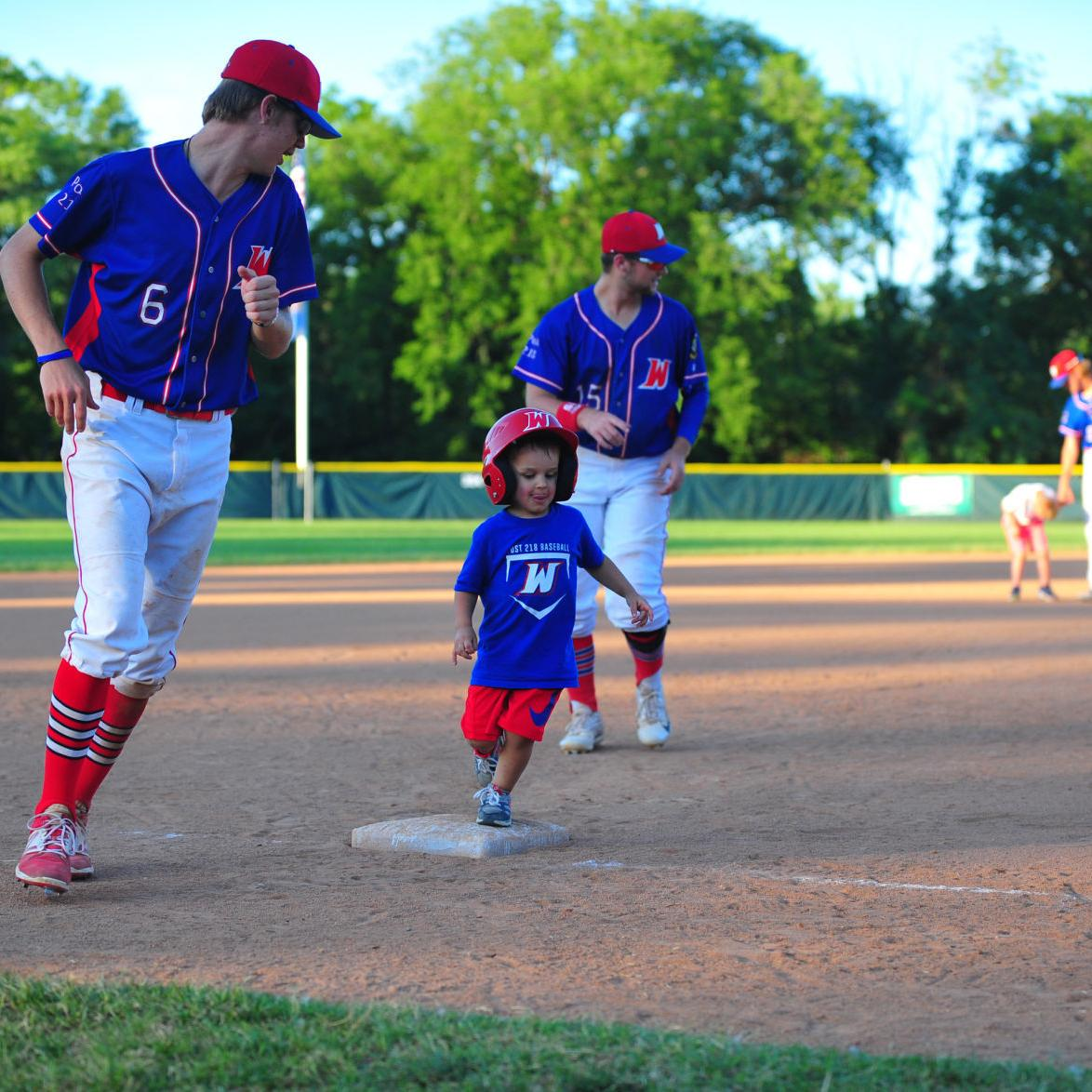 Kids Run the Bases Day