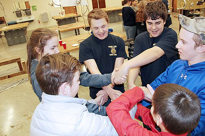 Union Middle School Junior FFA