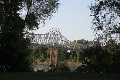 Highway 47 Bridge at Washington