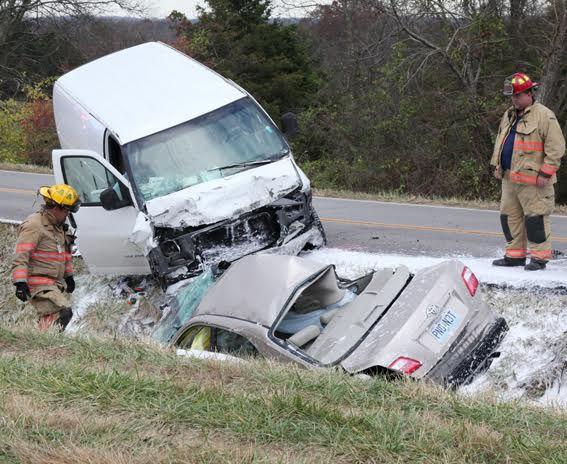 Highway KK Crash