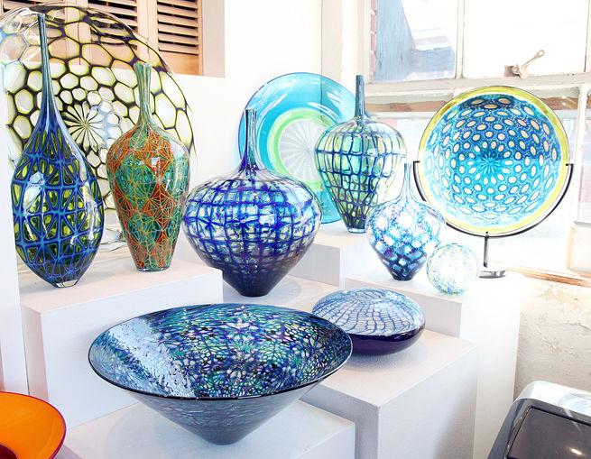 Sam Stang, Augusta Glass Studio