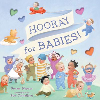 "April Baby Buzz:  ""Hooray for Babies"""