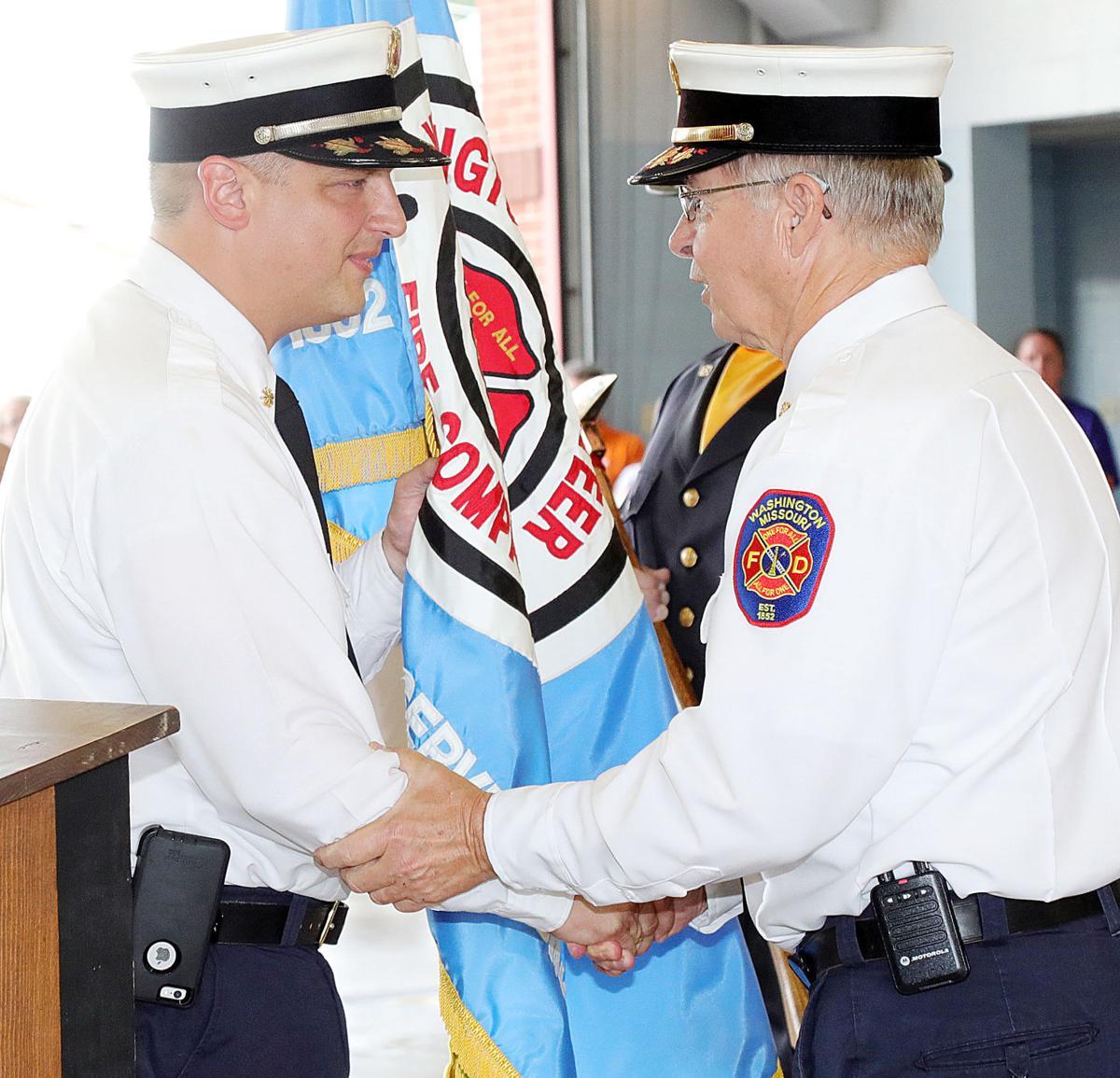 Frankenberg Fire Chief
