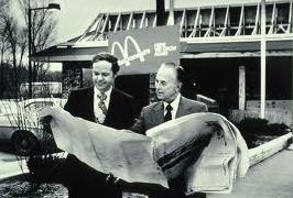 McDonald's Plans