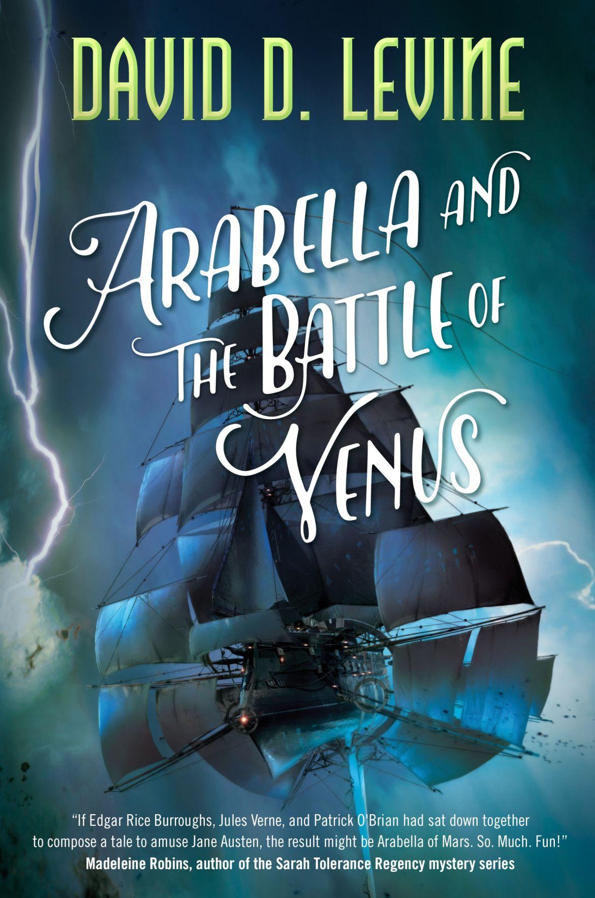 """Arabella and the Battle of Venus"""
