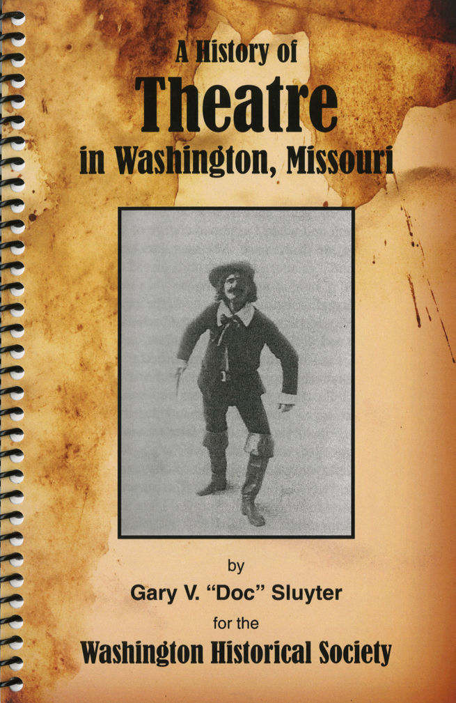 'A History of Theatre in Washington'