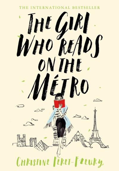 """The Girl Who Reads on the Metro"""