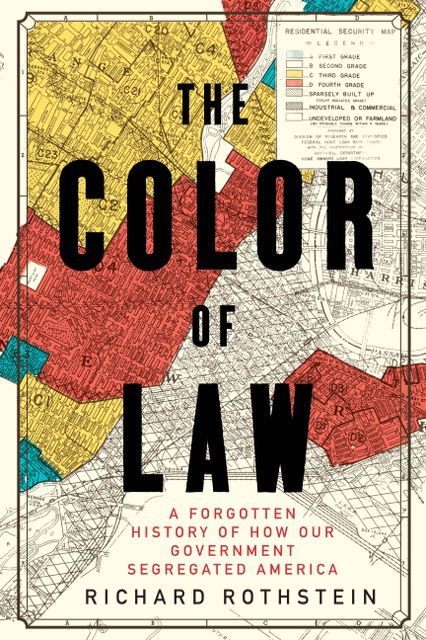 """The Color of Law"""