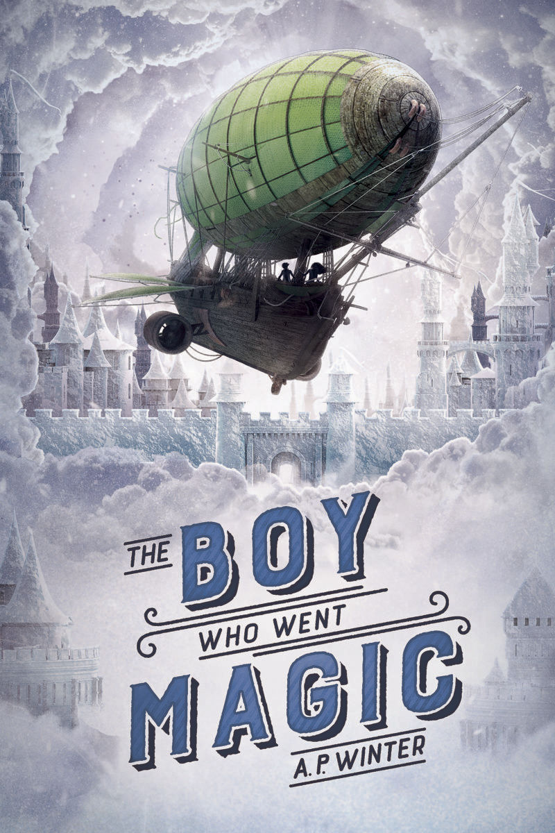 """The Boy Who Went Magic"""