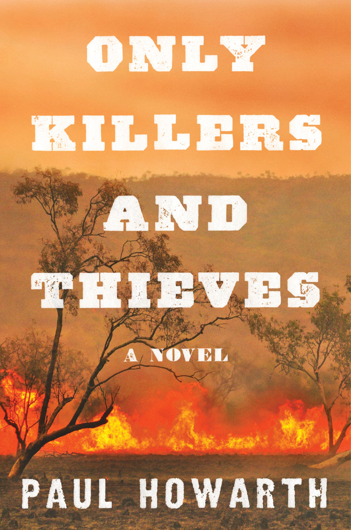 """""""Only Killers and Thieves"""""""