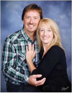 Mark and Kelly Diener