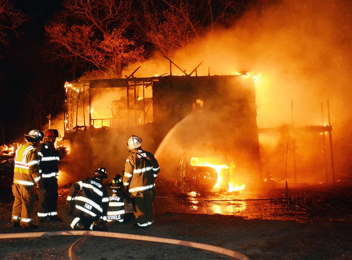 East Casco Fire