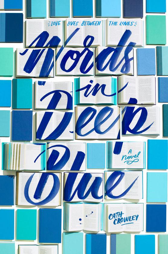 """""""Words in Deep Blue"""""""