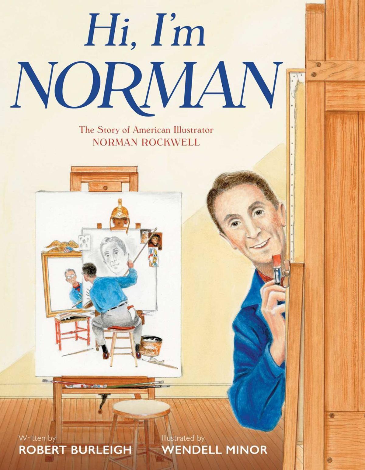 """""""Hi, I'm Norman"""""""