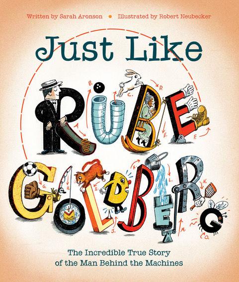 """""""Just Like Rube Goldberg"""""""