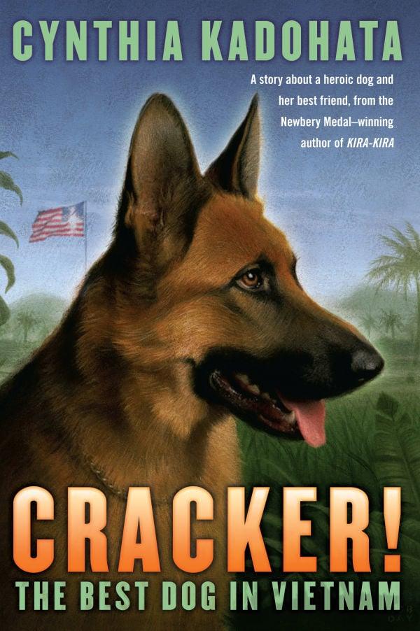 """Cracker, the Best Dog in Vietnam,"" by Cynthia Kadohata"