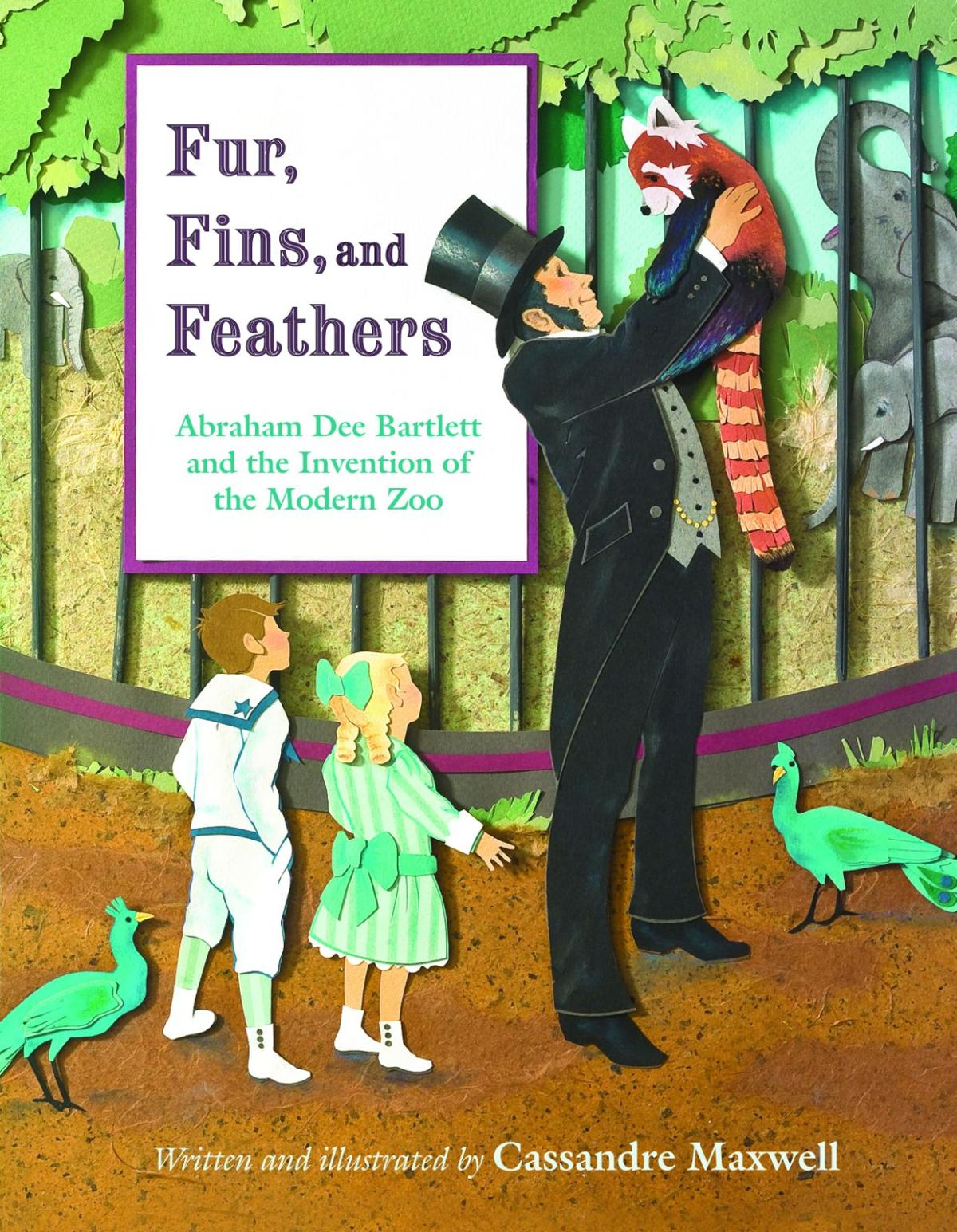 """""""Fur, Fins and Feathers,"""" Middle Pick"""