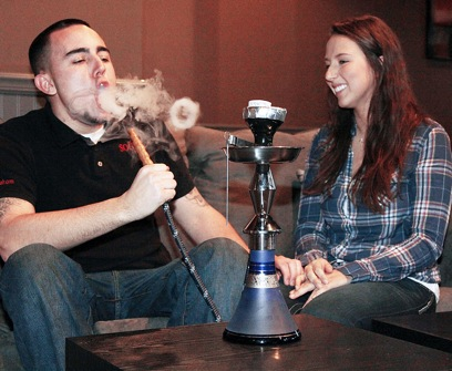 Smoke a Hookah