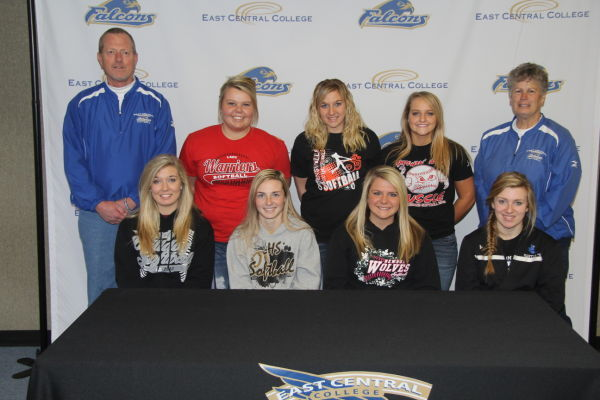 ECC Softball Recruiting Class