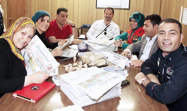 Iraqi Journalists