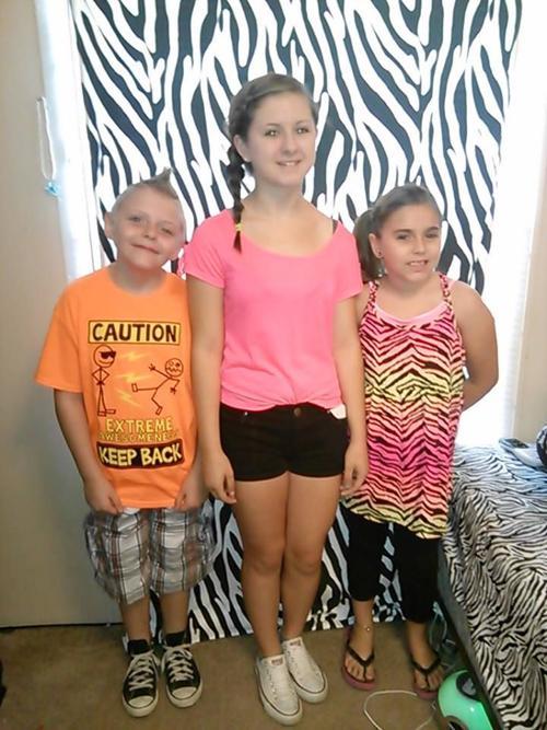 Quinlan Gaddis 3rd Grade Central Elementary Carrissa Carroll