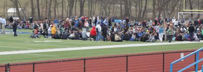 WHS Evacuates students to football field in February
