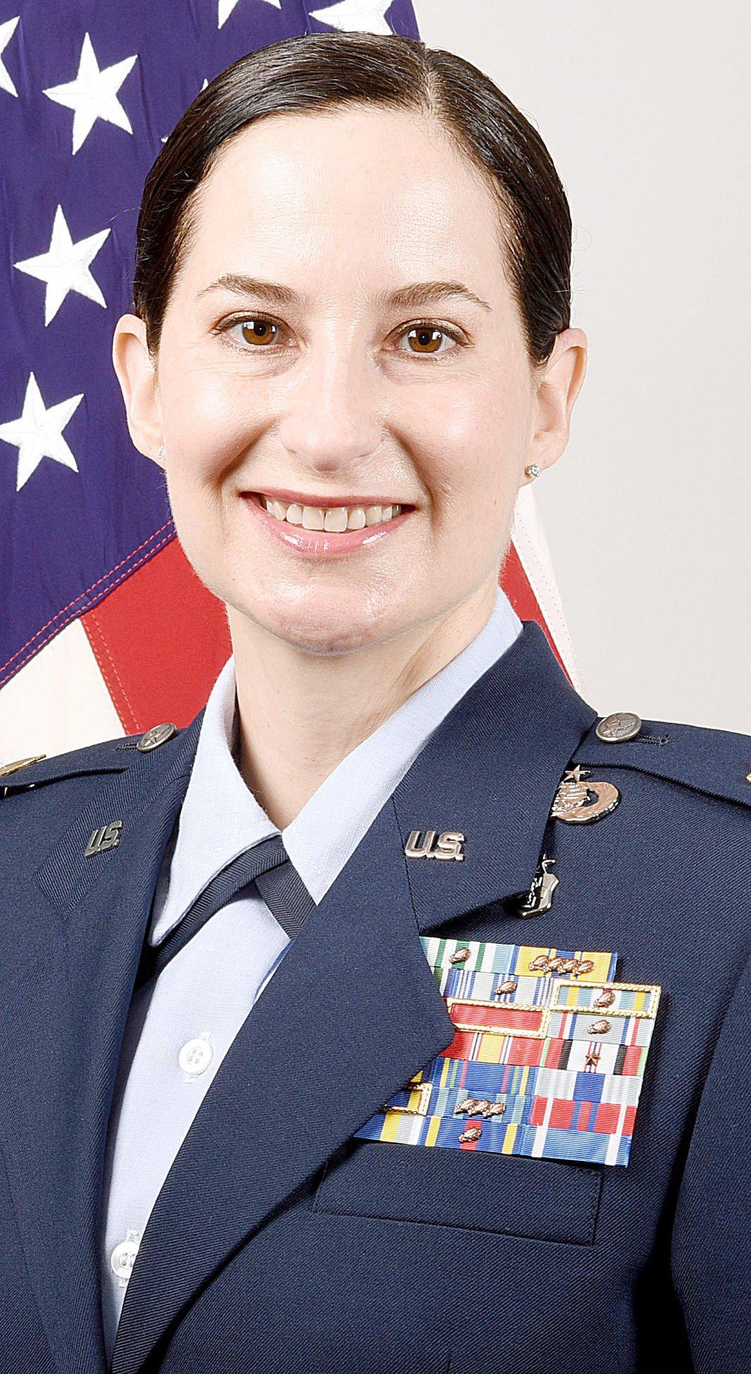 Stephanie K. Landing