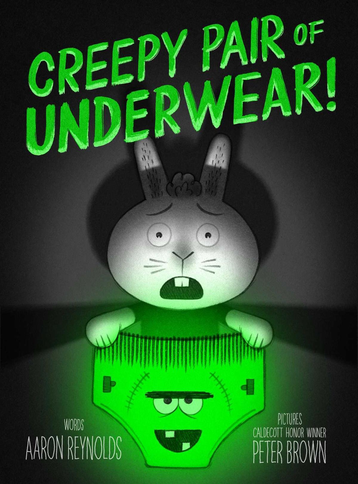 """Creepy Pair of Underwear"""