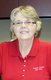 Former Highway Administrator Eva Gadcke