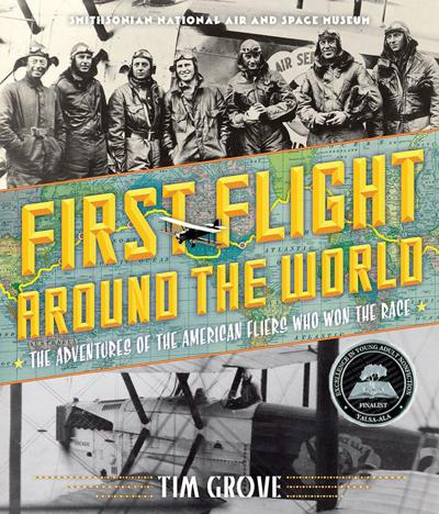 'First Flight Around the World'