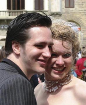 Robertson-Hillermann Wedding Vows Read