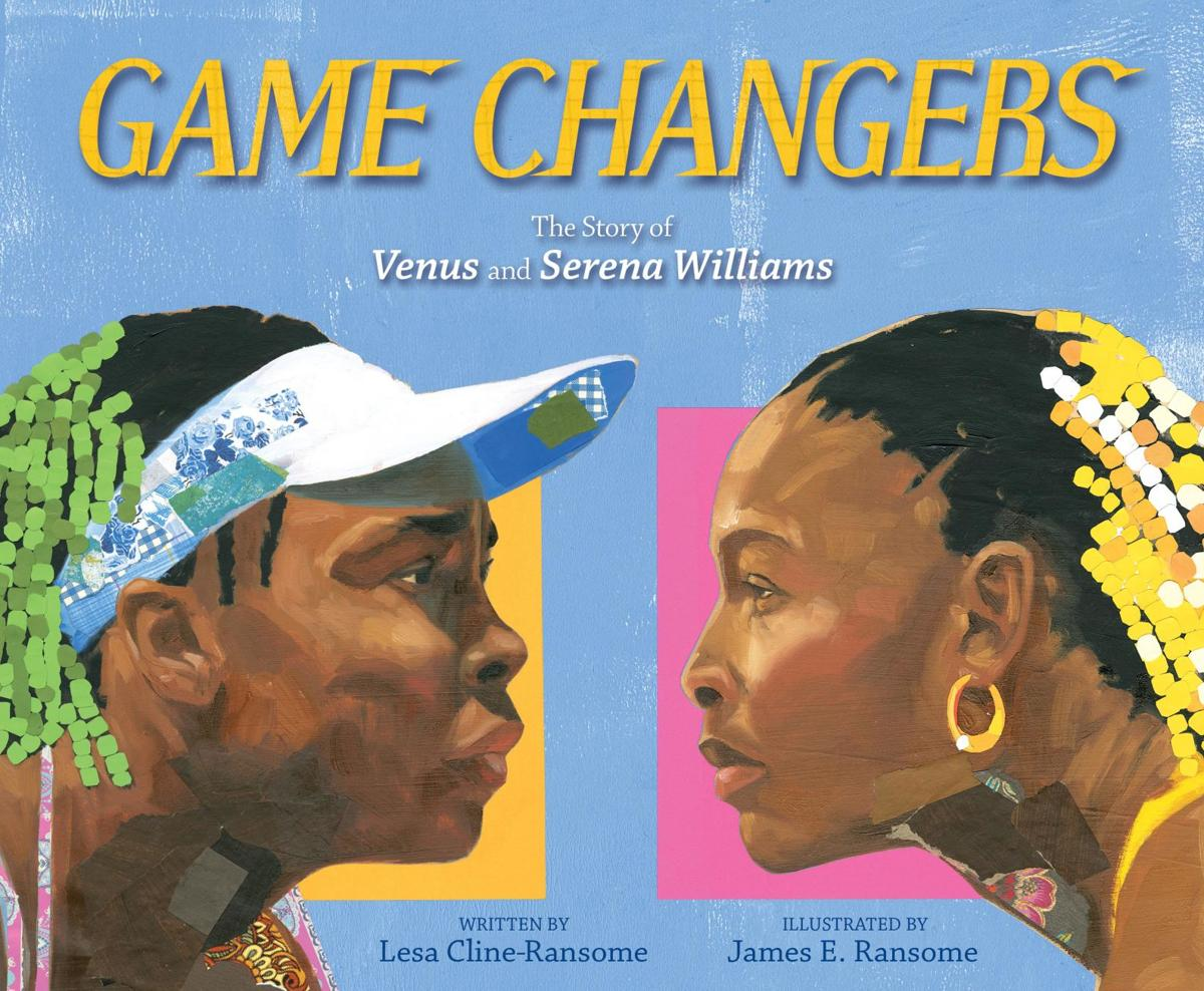 """Game Changers, the Story of Venus and Serena Williams"""