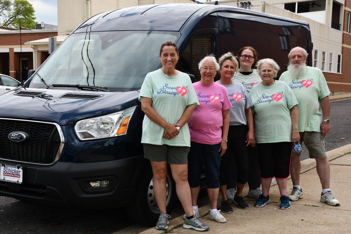 Second Blessings buys van