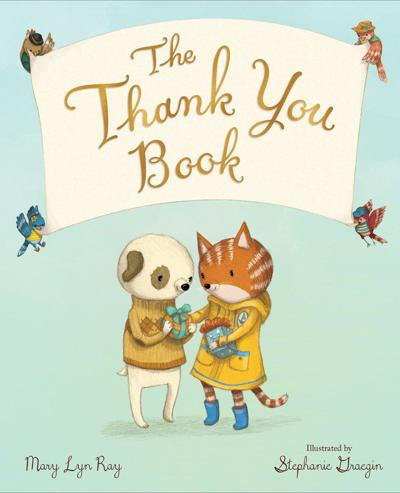 """The Thank You Book"""