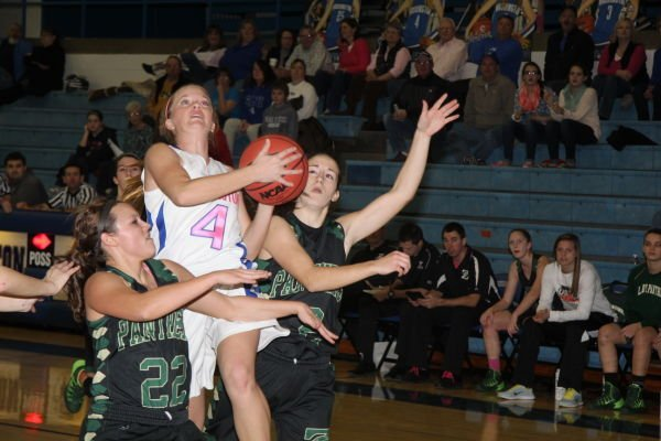 Lady Jays Cruise Past Ft. Zumwalt North