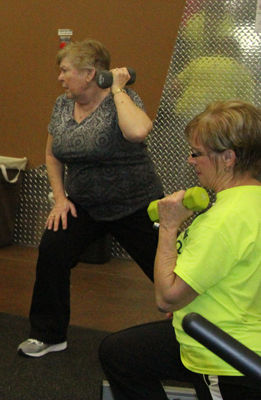 SilverSneakers at Anytime Fitness