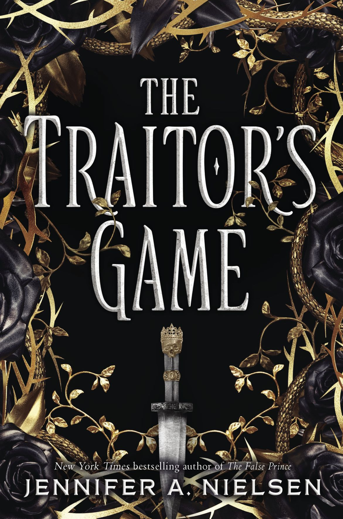 """The Traitor's Game"""