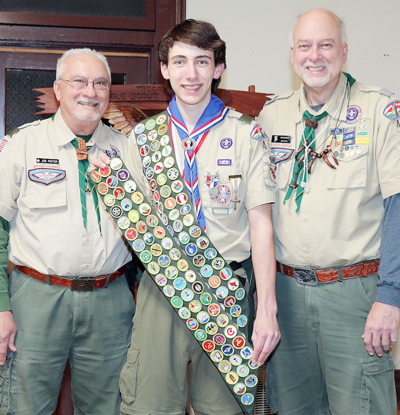 Searcy's Badges