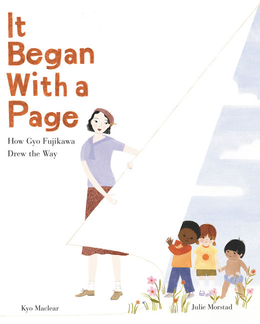 """""""It Began with a Page"""""""