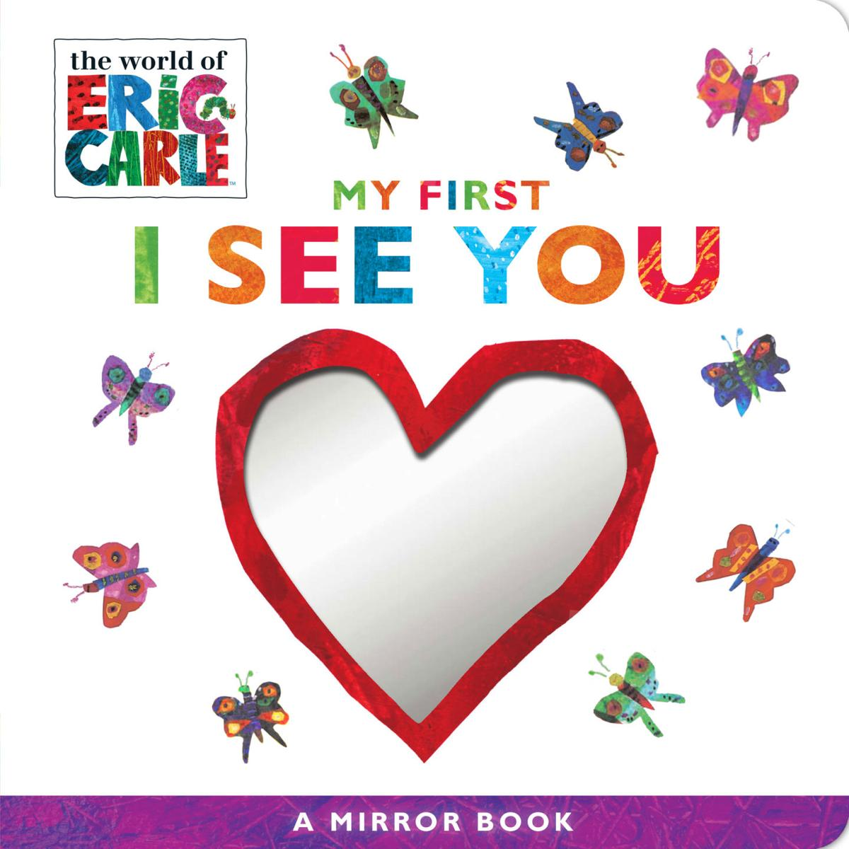 'My First I See You' Book