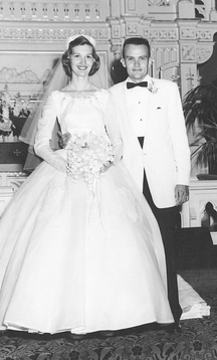 Wallner 55th Wedding Anniversary