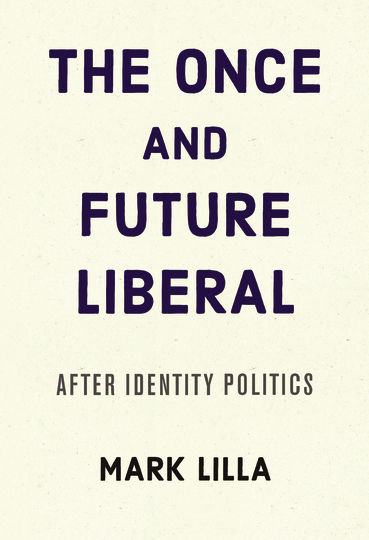 """""""The Once and Future Liberal"""""""