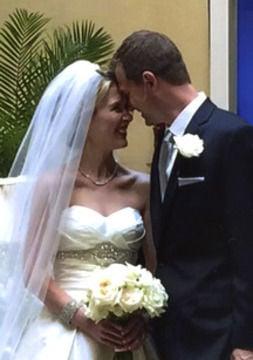 Steffens Cabela Wedding Vows Read Announcements