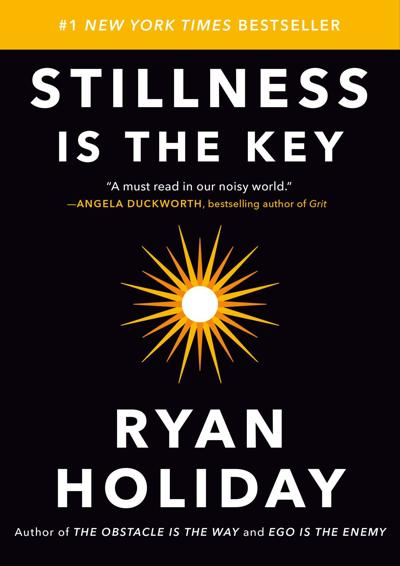 """Stillness is the Key"""
