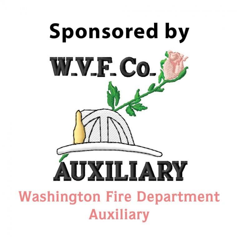 Washington Fire Auxiliary Sponsor