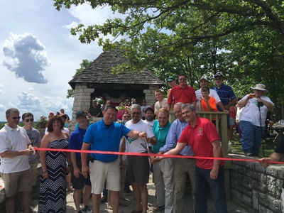 Ribbon Cutting at Jensen Point